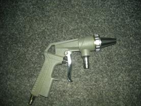 Пескоструйный пистолет