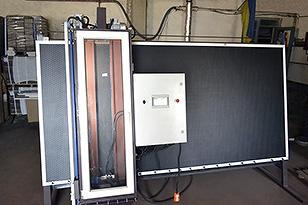 Пескоструйная камера с ЧПУ (фото 1)