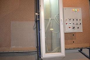 Автоматические пескоструйная камера (фото 5)
