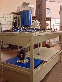 Станок для шлифовки и полировки кромок стекла (фото 8)
