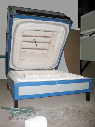 Печь для фьюзинга (фото 1)